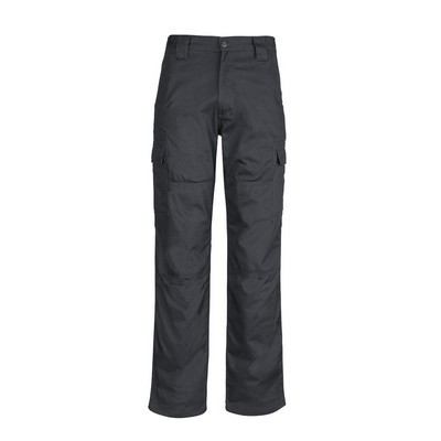 Picture of Mens Midweight Drill Cargo Pant (Regular)All|Pants|Non Taped|Syzmik Essentials