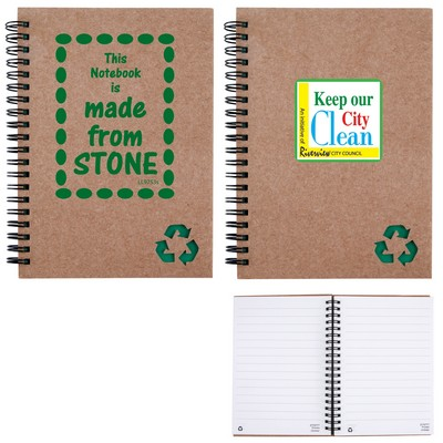 Picture of Stone Paper Notebook