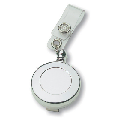 Picture of Badge Holder - Silver