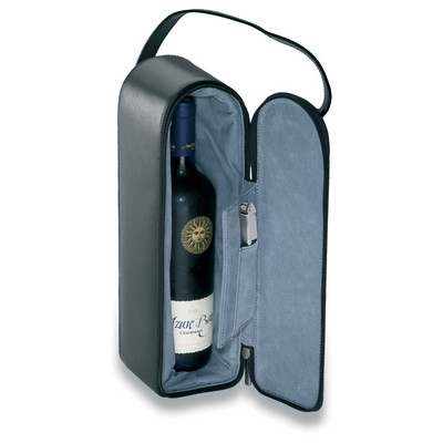 Picture of Single Bottle Wine Carrier