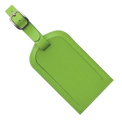 Picture of Coloured Luggage Tags - Green