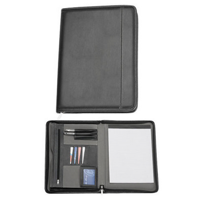 Picture of Zippered A4 Compendium