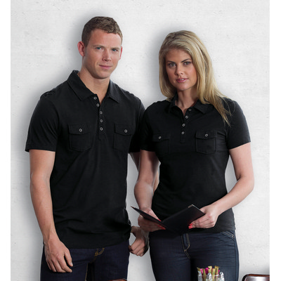 Picture of Fusion Polo - Mens