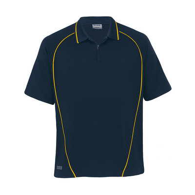Picture of Dri Gear Piped Ottoman Instinct Polo