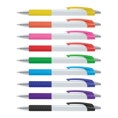Picture of Cleo Pen - White Barrel