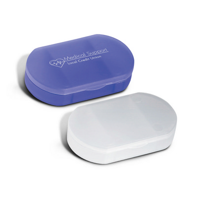 Picture of Oval Pill Case