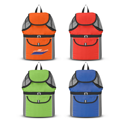Picture of Insulated Beach Backpack