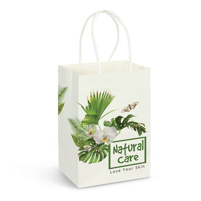 Picture of Small Paper Carry Bag  Full Colour