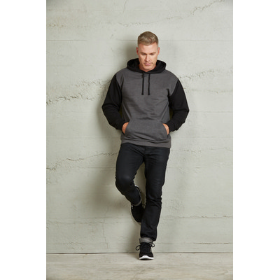 Picture of Contrast Pullover Hood