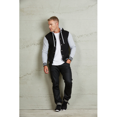 Picture of Hooded Letterman