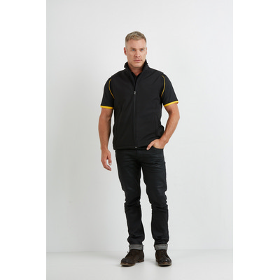 Picture of Mens 3K Softshell Vest