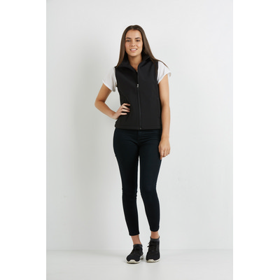 Picture of Womens 3K Softshell Vest