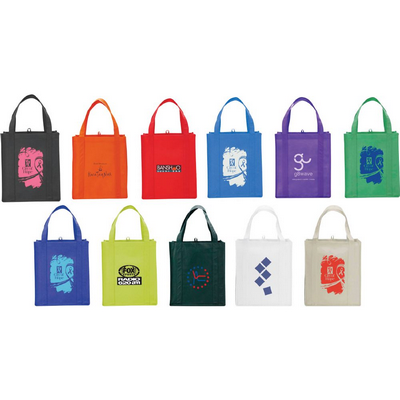 Picture of Polypro Non-Woven Big Grocery Tote