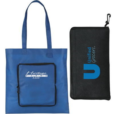 Picture of PolyPro Non-Woven Foldable Tote