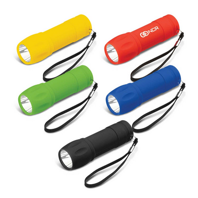 Picture of Rubberized COB Light With Strap