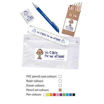 Picture of Vibe Stationery Set