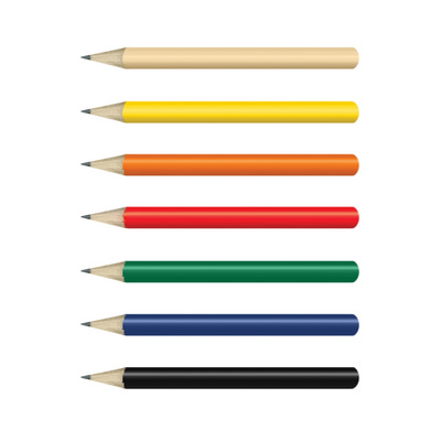 Picture of HB Mini Pencil