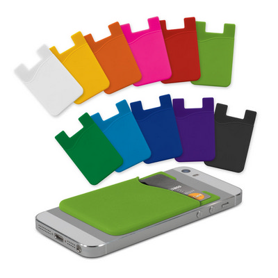 Picture of Silicone Phone Wallet