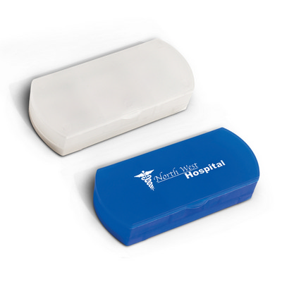 Picture of Pill Case and Bandage Dispenser