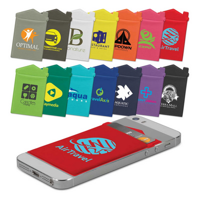 Picture of Lycra House Phone Wallet - Heat Transfer