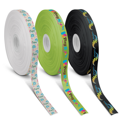 Picture of Personalised Ribbon 20mm - Full Colour