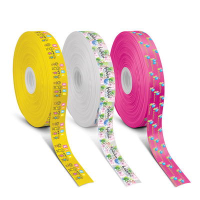 Picture of Personalised Ribbon 40mm - Full Colour