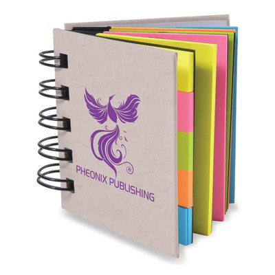 Picture of Codex Spiral Sticky Notes