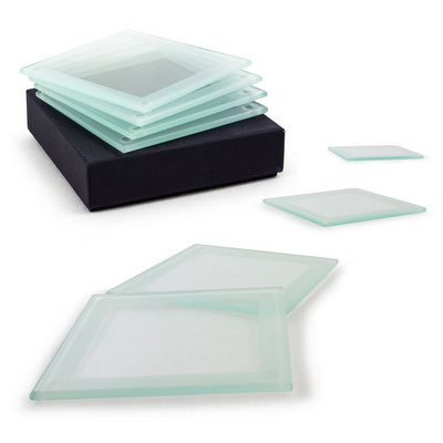 Picture of Glass Coaster Set