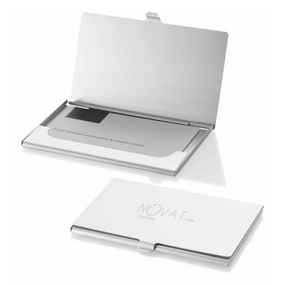 Picture of Aluminium Business Card Holder