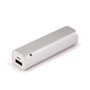City Power Bank - 2600 mAh - Silver