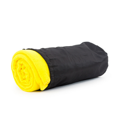Picture of Blanket In Pouch - Yellow