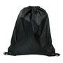 Drawstring Bag 210D - Black
