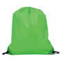 Drawstring Bag 210D - Lime Green