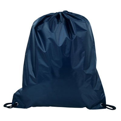 Picture of Drawstring Bag 210D - Navy Blue