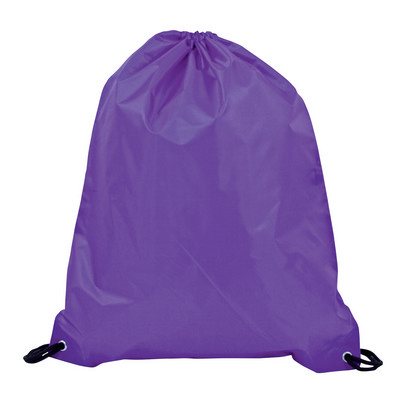 Picture of Drawstring Bag 210D - Purple