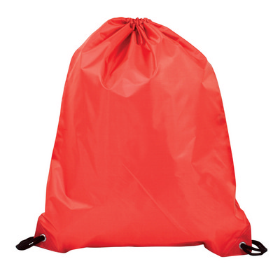 Picture of Drawstring Bag 210D - Red