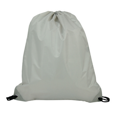Picture of Drawstring Bag 210D - Silver