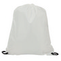 Drawstring Bag 210D - White