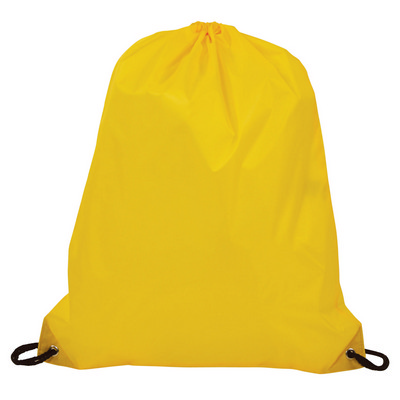 Picture of Drawstring Bag 210D - Yellow