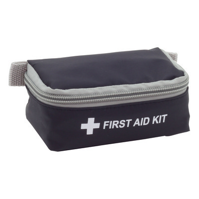 Picture of Mini First Aid Kit - Black/Grey