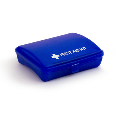 Picture of Promo First Aid Kit - Blue