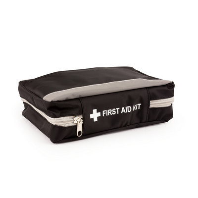 Picture of Adventurer First Aid Kit - Black/Grey