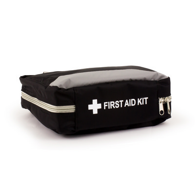Picture of Premier Deluxe First Aid Kit -Black/Grey