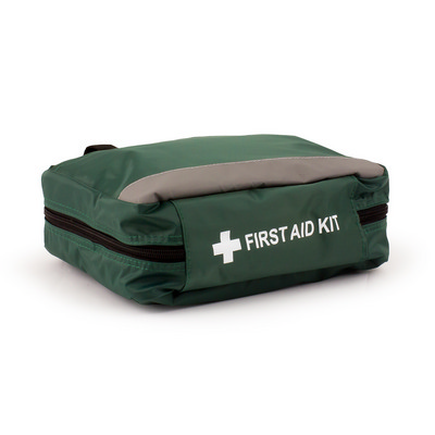Picture of Premier Deluxe First Aid Kit Green/Black