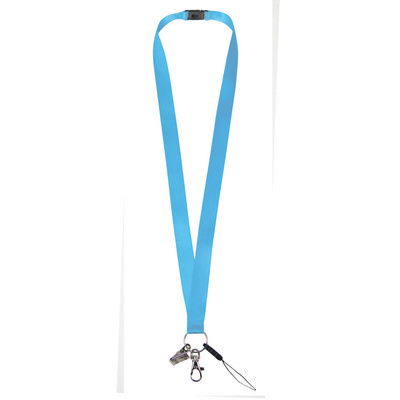 Picture of Lanyard - Light Blue