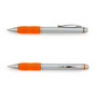 Apple Pen - Orange/Silver