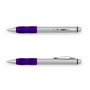 Apple Pen - Purple/Silver