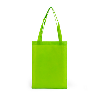 Picture of A4 Non Woven Tote - Lime Green