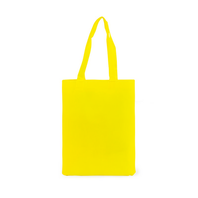 Picture of A4 Non Woven Tote - Yellow