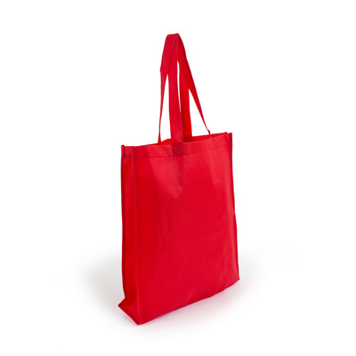 Picture of Non Woven Shopper - Red